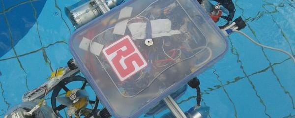 Raspberry Pi e Arduino insieme in un robot subacqueo
